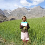 Assistance Médicale Toit du Monde - Johanna Dermi