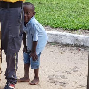 La parentalité en Afrique - Johanna Dermi